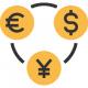Закупка товара в разных валютах